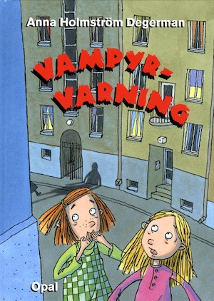 Vampyrvarning