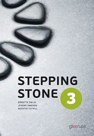 Stepping stone: 3 / Birgitta Dalin ....