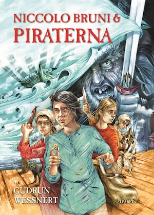 Niccolo Bruni & piraterna / Gun Wessnert ; [illustrationer: Mattias Olsson].