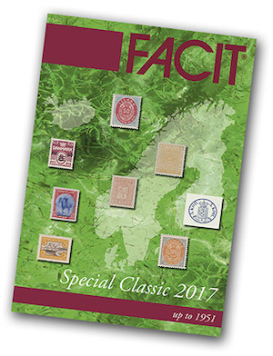 Facit Special classic: 2017, [Up to 1951]
