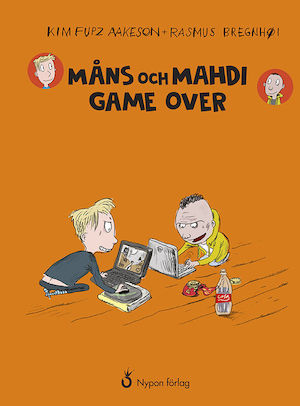Måns och Mahdi Game over