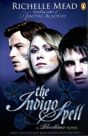 The indigo spell